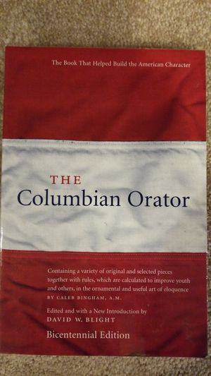 The Columbian Orator New Book for Sale in Portland, OR