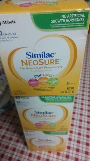 Similac Neosure 13.1 oz for Sale in Sunnyvale, CA