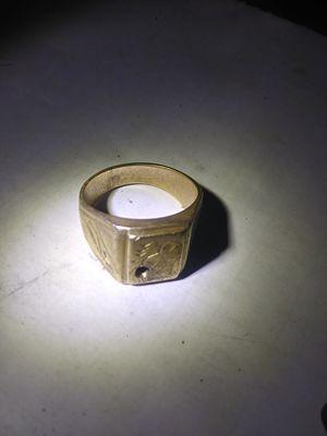 18 k gold ring for Sale in Wichita, KS