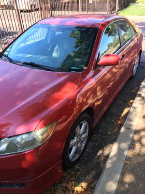 2007 Toyota Camry Se for Sale in Escondido, CA