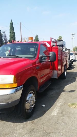 01 Ford F450 mechanic for Sale in West Covina, CA