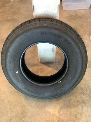 RV trailer tire for Sale in Milton, WA