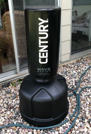 Century wave master kick bag for Sale in Neenah, WI
