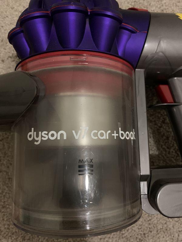 Dyson V7 Car + Boat Vacuum