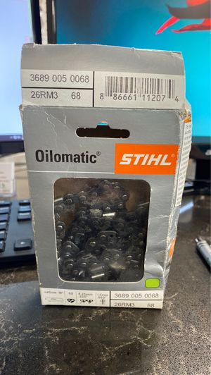 STIHL Chainsaw Chain for Sale in Fort Lauderdale, FL