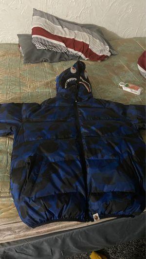 Bape bubble coat for Sale in Cheektowaga, NY