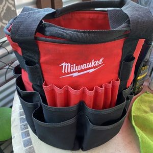 Milwaukee Tool bag NOT FOUND IN STORES for Sale in San Antonio, TX