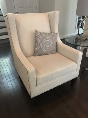 Maison Rouge Whitmore Lindy Wingback Chair for Sale in Rockville, MD