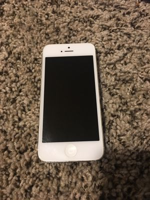 Factory Unlocked iPhone 5 for Sale in Austin, TX