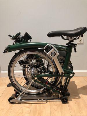 Brompton M6R Folding Bike for Sale in Philadelphia, PA