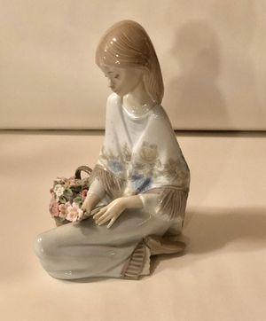 "Lladro ""Flower Song"" Cancion De Primavera for Sale in Chatsworth, CA"