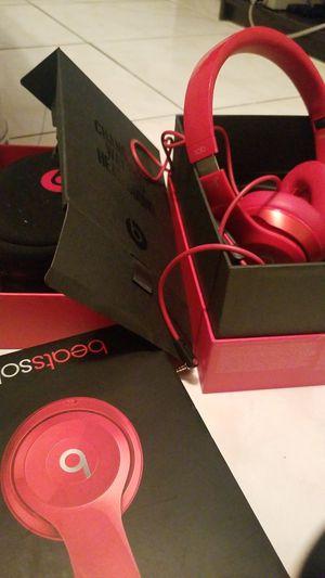 beats solo headphones for Sale in Miami, FL