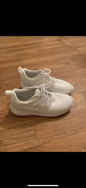 Nike white shoes for Sale in Durham, NC