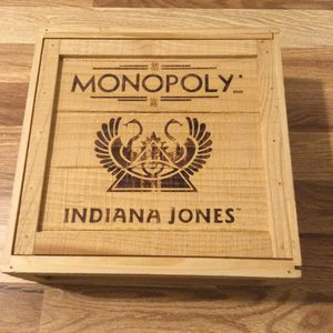 Indiana Jones Monopoly Collector's Edition - Unused for Sale in Peabody, MA