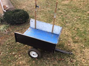 Yard cart for lawn tractor for Sale in St. Louis, MO
