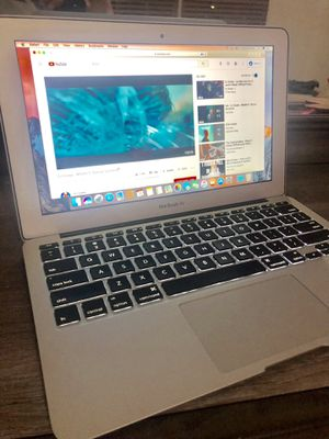 """MacBook Air 11"""" good condition. New for Sale in Fort Lauderdale, FL"""