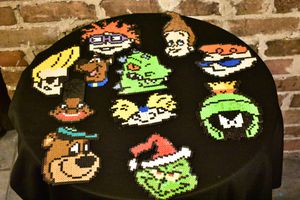 90s Cartoons Iron Beads Artwork for Sale in New Orleans, LA