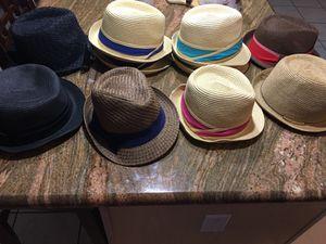 Beautiful women's fadora hats. Brand new! for Sale in Chandler, AZ