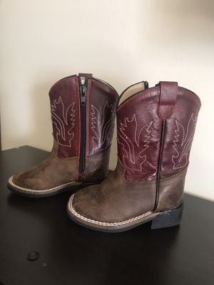 Little guys cowboy boots for Sale in South Jordan, UT