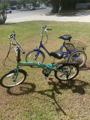 Folding bike for Sale in Orlando, FL