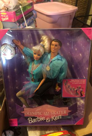 Barbie and Ken Olympic Skater 1997 for Sale in San Antonio, TX