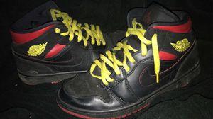 Air Jordan's 1 mid last shot for Sale in Fayetteville, AR