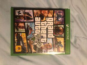 GTA 5 Xbox one for Sale in Glen Burnie, MD