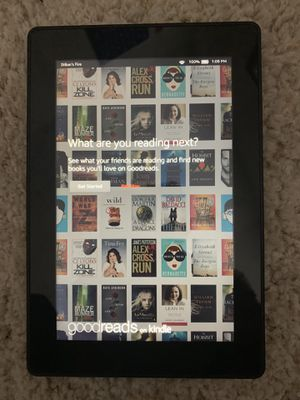 Amazon Kindle Fire HD 7 for Sale in Fairfax, VA