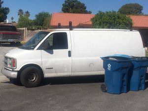 2000 Chevy express , for parts for Sale in Las Vegas, NV