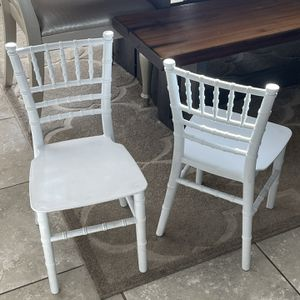 Set Of 2 Kids Chavari Chairs for Sale in Las Vegas, NV