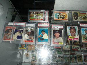 Vintage baseball cards for Sale in Orlando, FL