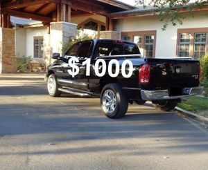 👑💲10OO 📕 For sale📕 2005 🅳🅾🅳🅶🅴 Ram 1500 Super Price. for Sale in Baton Rouge, LA