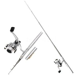 FISHING PEN, Pen Style, Telescoping Pocket Fishing Pole with Reel for Sale in Greenville, OH