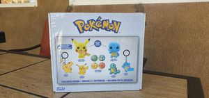 Funko Box : Pokémon flocked pikachu #353 & Flocked squirtle #504 for Sale in Riverside, CA