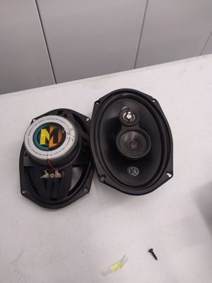 Memphis 6x9's car audio ( sound awesome ) for Sale in Greenwood Village, CO
