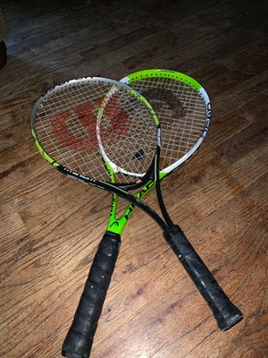 Tennis racket for Sale in Belleville, MI