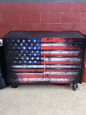 Matco Tools box for Sale in Durham, NC