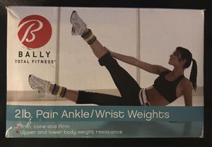 2lb. Ankle/Wrist Weights for Sale in undefined