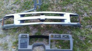 Chevy s10 grill and dash fits engender cab from 1997 2003 for Sale in Miami, FL