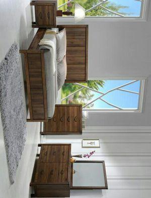 Belmont Queen Panel Bedroom Set |ask king size bedroom set juego de dormitorio for Sale in Mansfield, TX