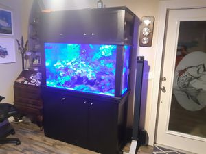 90 gallon saltwater reef for Sale in Plantation, FL