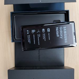 "Samsung Galaxy Note 9 128GB FACTORY UNLOCKED"" Like new with warranty for Sale in Silver Spring, MD"