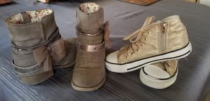 Girls Size 13 Shoes, boots, tennis shoes for Sale in La Habra, CA