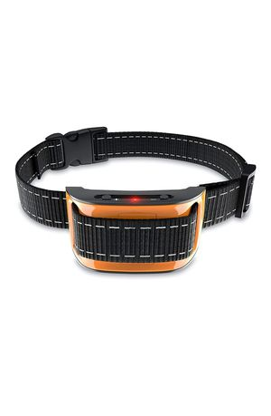 (Q33) NPS No Shock Bark Collar for Small to Large Dogs - Smart Chip Adjusts to Stop Barking in 1 Minute - Highly Effective Vibration for Sale in Hacienda Heights, CA