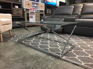 3 PC Occasional Table Set,Chrome, F3114 for Sale in Norwalk, CA