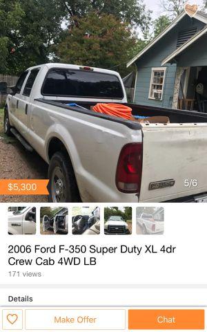 Ford 350 for Sale in Dallas, TX