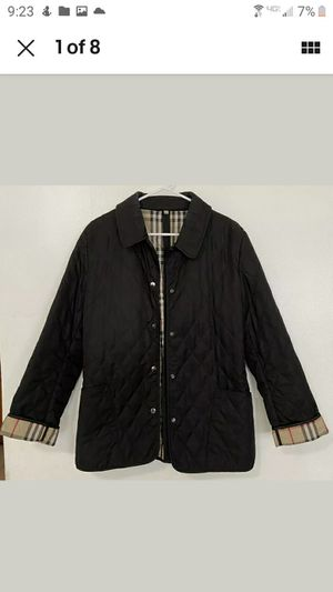 Burberry jacket size medium for Sale in Pembroke Pines, FL