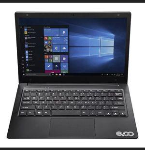 """EVOO EV-C-116-5-BK 11.6"""" FHD A4-9120 1.50GHz 2GB RAM 32GB eMMC Windows 10 S Black for Sale in Chicago, IL"""