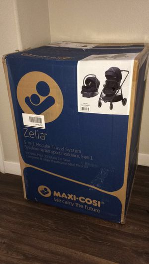 Zelia 5 in 1 stroller for Sale in NV, US