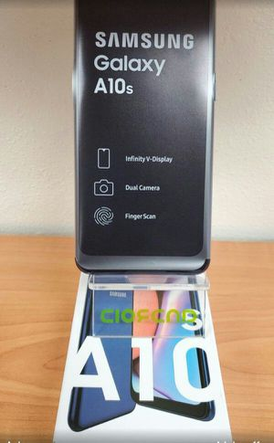 "Samsung Galaxy A10s 32GB FACTORY UNLOCKED"" New with warranty for Sale in Silver Spring, MD"